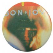 Bon Jovi - '7800 Fahrenheit' Button Badge